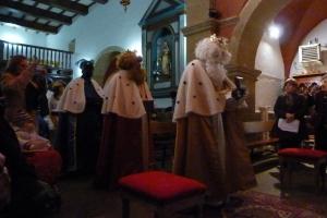 Reyes Magos en la Iglesia